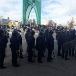 فیلم تظاهرات مردم قوچان