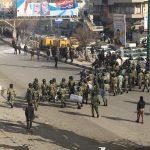 فیلم تظاهرات مردم ساری