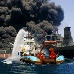 فایل صوتی سهیل عربی : به شعور ما توهین نکنید! در باره حادثه کشتی نفتکش سانچی