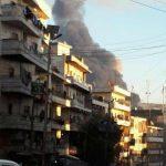 عکس هایی از حملات ترکیه به مردم #عفرین #DefendAfrin #Afrin #AfrinIsNotAlone #BanIRIB