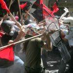 پیام صوتی حمایت آنارشیست های یونان از خیزش مردم در ایران