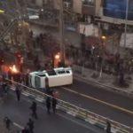 اشکالات تظاهرات مسالمت آمیز