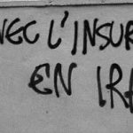 عکسهای شعار نویسی آنارشیستهای فرانسه بر روی دیوارها ی شهر بزانسون در همبستگی با شورشیان ایران #تظاهرات_سراسری #IranProtests