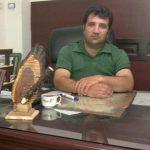 محمد نجفی وکیل پایه یک دادگستری ، فعال مدنی و حقوق بشر دستگیر شد