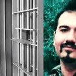 Soheil Arabi, den fängslade iranska anarkosyndikalisten har i solidaritet med sina medfångar gått ut i hungerstrejk