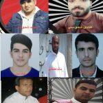 لیست زندانیان اهواز