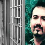 اعزام #سهیل_عربی به شعبه ٣ بازپرسی بابت اتهام توهین به رهبر جمهوری اسلامی