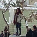دومین #دختر_خیابان_انقلاب: پیشمان نیستم ولی هیچ رابطهای با مسیح علینژاد ندارم
