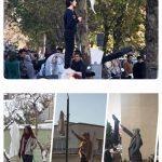 تناقضات در پرونده سازی قرارگاه عمار علیه #دختران_خیابان_انقلاب