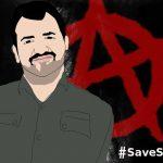 فایل صوتی در باره ممانعت از اعزام #سهیل_عربی به بیمارستان به دستور حاجی مرادی