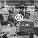 کانال آنارشیستی«عصیانگر» در تلگرام
