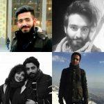 لیلا فرجامی ، سعید اقبالی، بهنام موسیوند، محمود معصومی، شیما بابایی و داریوش زند امروز بازداشت شدند