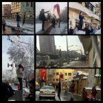 پرونده سازی اژه ای برای معترضان به حجاب اجباری و تهدید خانواده ها و صدور وثیقه سنگین
