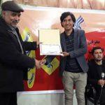 در دهمین جشنواره داستان نویسی «اوسانه و سی سانه» عبدالله سلاحی اول شد