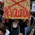 همبستگی کارگران و دانشجویان زنگ خطری برای سیاست های نئولیبرال ماکرون