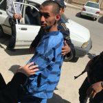 سعید نعمتى معلول ذهنى که در تظاهرات فروردین #قیام_کرامت اهواز بازداشت شده بود، آزاد شد