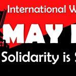 بزرگداشت اول ماه مه روز جهانی کارگر