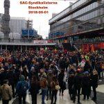 همراهِ باهم از  «حقِّ اعتصاب» پُشتیبانی کنیم  TILLSAMMANS FÖR STREJKRÄTTEN