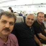 خیر مقدم به رفقای فعال کارگری رضا شهابی ، داوود رضوی و معلم متعهد لقمان ویسی