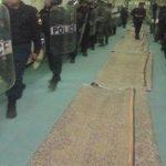 درگیری و شورش در زندان مرکزی سنندج، بیش از بیست زخمی وجود دارد