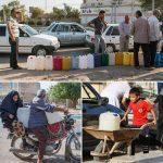 آدرس کمپین خبر رسانی و مبارزه با بحران آب آبادان و خرمشهر در فیسبوک