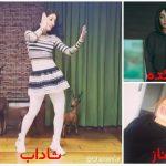 بازداشت #الناز_قاسمی، #مائده_هژبری و #شاداب_شکیب در خرداد سال جاری، به جرم رقص و انتشار آن در فضای مجازی
