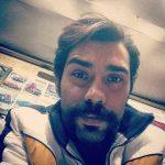 #نادر_افشاری زندانی سیاسی سابق بار دیگر چهارشنبه بعد از خروج از منزل بازداشت شد