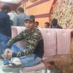 کشتن یک جوان در اهواز توسط نیروى انتظامى + عکس