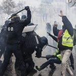 دموکراسی فرانسه در وحشت اعتراضات مردمی