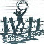 نامه سپیده قلیان از زندان: دلم از شعلههای نور فروزان شد