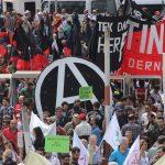 May Day protests in Bakırköy / عکسهای تظاهرات آنارشیستهای استانبول در اول ماه مه ۲۰۱۹