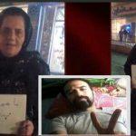 آدمکشان حکومت اسلامی، مادر سهیل عربی زندانی سیاسی را دستگیر کردند!