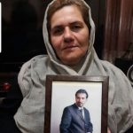 Farangis Mazloum the brave mother to Soheil Arabi, a Anarchist political prisoner has arrested in Tehran