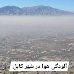 منابع آلودگی هوای شهر کابل کدام ها اند و چگونه باید با آن مبارزه صورت گیرد؟!
