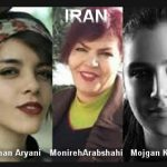 Fifty-five years and six months IMPRISONMENT FOR THREE WOMEN IN IRAN