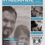 Free Soheil Protest Times : August 17th All around the world