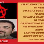 Anarchist Prisoner Soheil Arabi on Hunger Strike in Iran