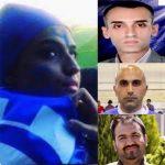 بیانیه مجدد دکتر ناصر فهیمی،سهیل عربی و حمید کاشانی از زندان اوین نسبت به پر کشیدن دختر آبی