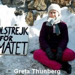 HONOR TO GRETA THUNBERG, A TIRELESS FIGHTER AGAINST THE ENVIRONMENTAL DEGRADATION