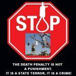 OCTOBER 10, WORLD DAY AGAINST THE DEATH PENALTY بمناسبت دهم اکتبر؛ روز جهانی علیه اعدام
