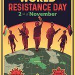 World Resistance Day for Rojava November 2nd, 2019