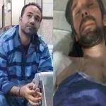 دل نوشته سهیل عربی زندانی آنارشیست برای زندانی سیاسی آرش صادقی