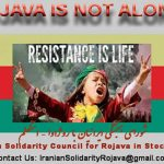 BULLETIN NUMBER 1 ABOUT THE WORLD RESISTANCE DAY FOR ROJAVA IN STOCKHOLM – Persian, English, Swedish, Kurdish