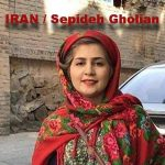 SEPIDEH GHOLIAN, A BRAVE WORKERS RIGHTS ACTIVIST HAS BEEN ARRESTED AGAIN