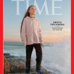 GRETA THUNBERG  HAS BEEN NAMED AS PERSONALITY OF THE YEAR 2019