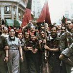 سروده ای از آنارشیست ها  به نام « برای زنان» در جنگ داخلی اسپانیا ۱۹۳۶