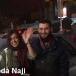 NEDA NAJI, HAS BEEN RELEASED [TEMPORARILY] TODAY