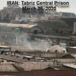 UPRISING IN THE IRANIAN PRISONS
