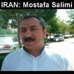 MUSTAFA SALIMI KURDISH POLITICAL PRISONER EXECUTED TODAY IN IRAN