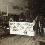 آدرس گروه تلگرامی آنارشیست های بلوک سیاه ایران و افغانستان